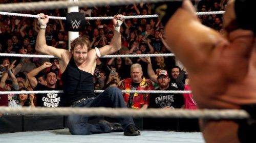 Maybe he can return someday to finally win the Rumble?