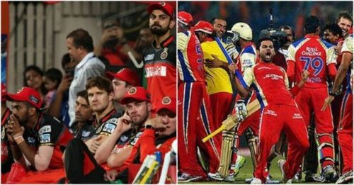 RCB best and worst records in ipl