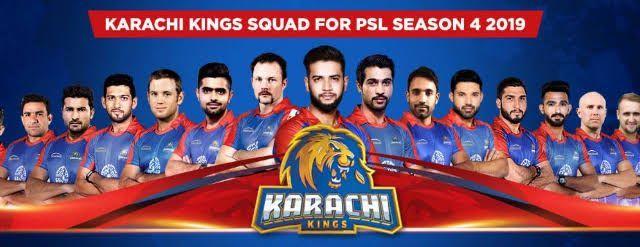 Imad Wasim will lead Karachi Kings in PSL 2019