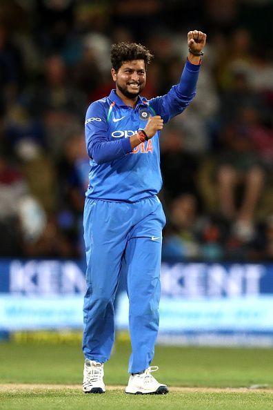 New Zealand v India - ODI Game