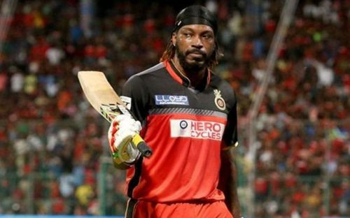 Chris Gayle holds best average in IPL