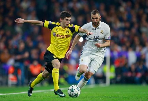 Real Madrid CF v Borussia Dortmund - UEFA Champions League