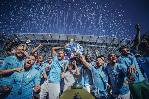 The Reigning Champions Manchester City