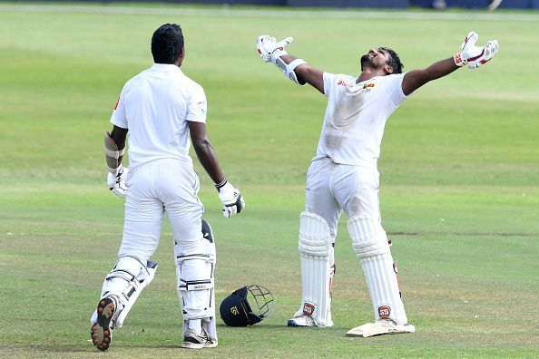 South Africa v Sri Lanka- 1st Test