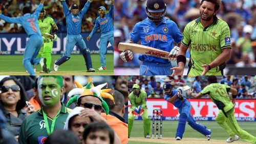 India Vs Pakistan Match