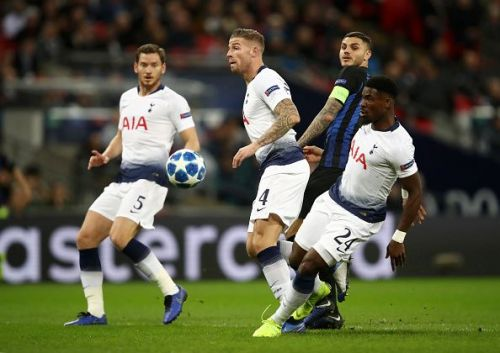 Tottenham Hotspur v FC Internazionale - UEFA Champions League Group B