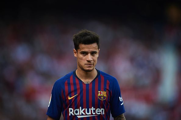 Coutinho has not been performing up to standards