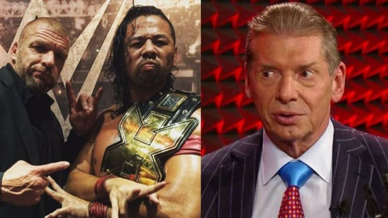 Which Triple H projects have won over Vince McMahon?
