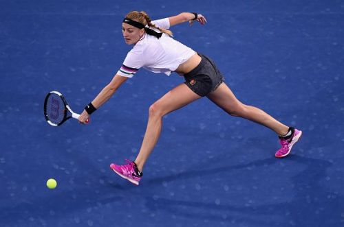 Petra Kvitova: Dubai Duty Free Tennis Championships - Day Six