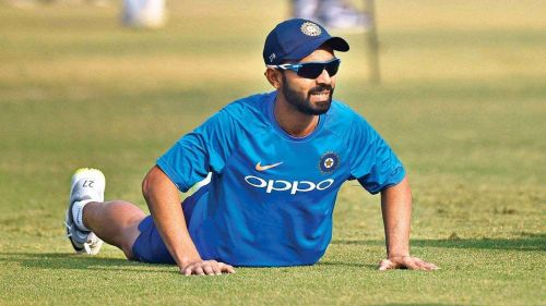 Rahane might be an unexpected last-minute inclusion