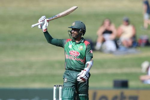 Mithun scored fifty Mahmudullah takes review for williamson