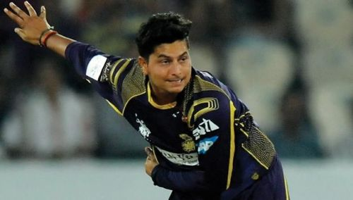 Kuldeep Yadav was impressive in his debut campaign with six wickets from just three games