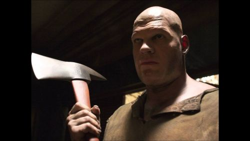 Kane in the movie 'See No Evil'