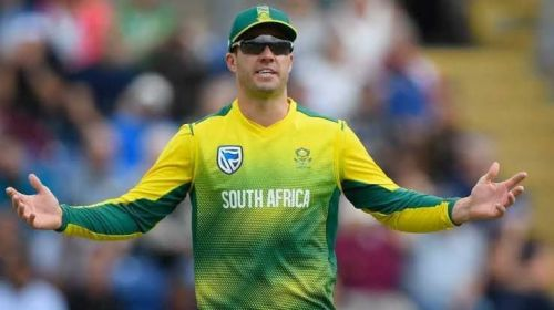 AB de Villiers is set to make his PSL debut