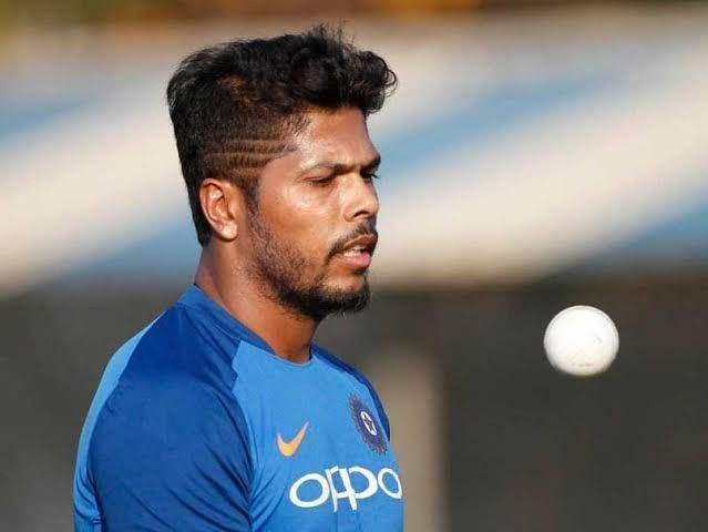 Umesh Yadav gave away 14 runs in the final over in the first T20