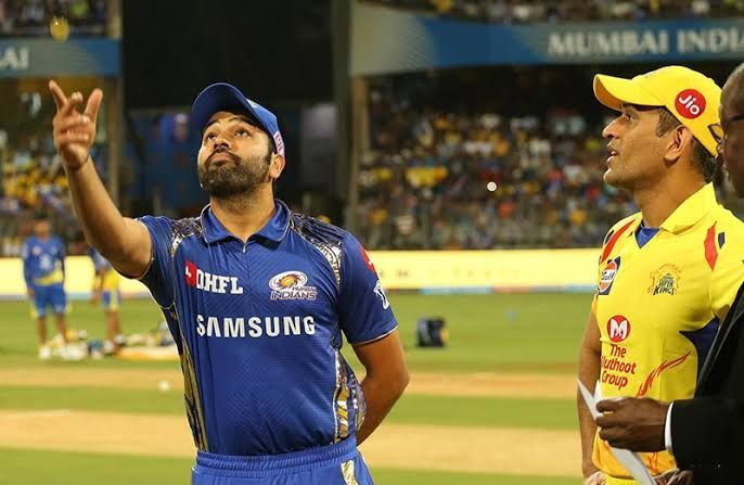 Mumbai Indians Vs Chennai Super Kings Match