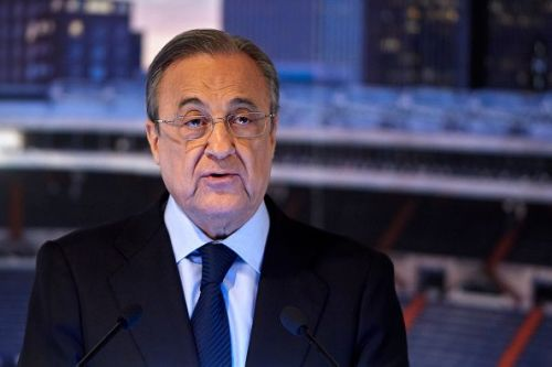 Florentino Perez has some big plans for the summer