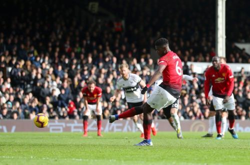 Man United are now in the top four after defeating Fulham 3-0