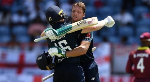 Jos Buttler takes England to a thrilling 29 runs win in the 4th ODI