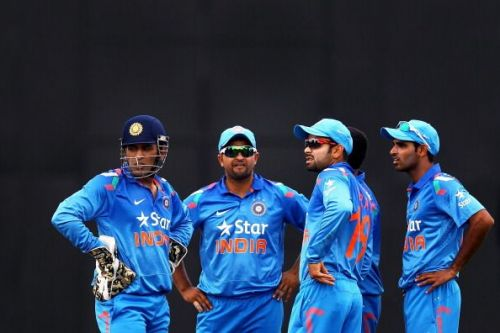 Indian team players