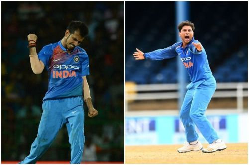 Kuldeep and Chahal have been instrumental in India's success in ODIs since 2017