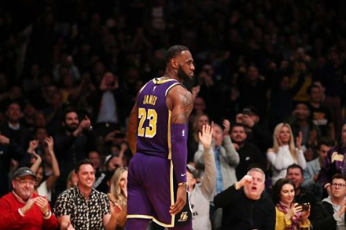 LeBron James might have already flipped the playoffs switch, with the Lakers in a scary situation