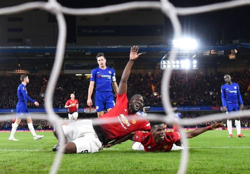 Man United beat Chelsea 2-0 in the FA Cup