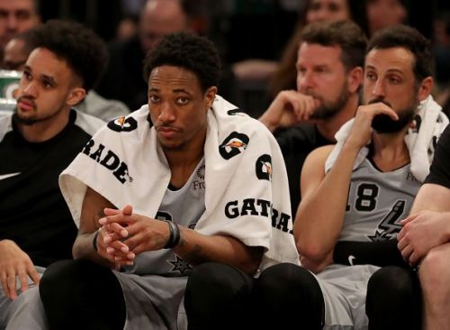 The San Antonio Spurs are desperately looking for a win