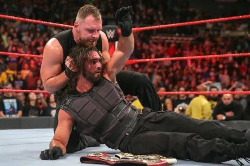 Ambrose probably regrets doing this!