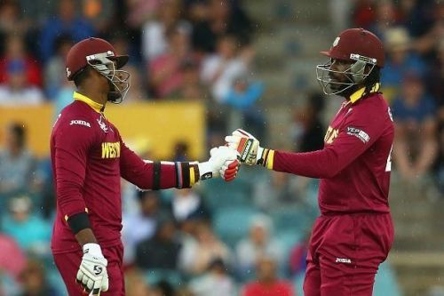 Samuels and Gayle