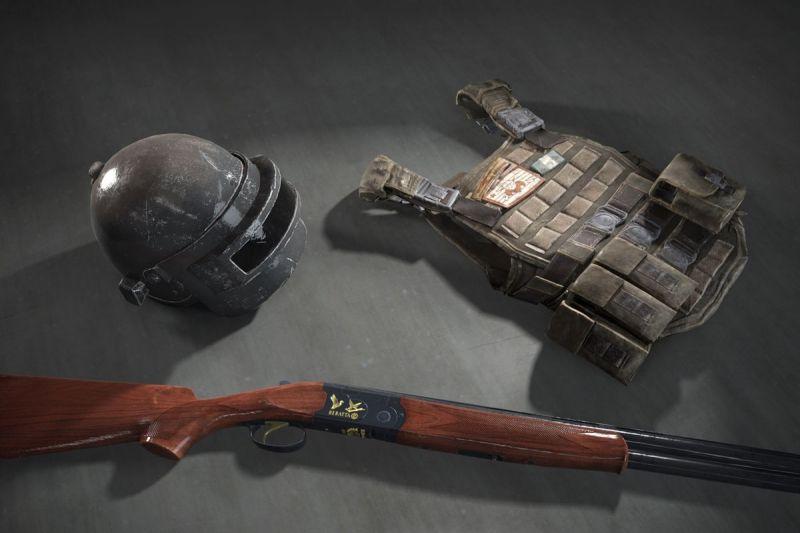 Shotgun - PUBG Mobile