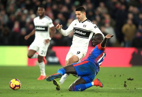 Crystal Palace will miss the services of the robust Mamadou Sakho