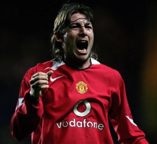 Heinze played for both PSG and Manchester United