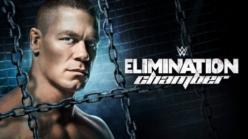WWE Elimination Chamber 2017 poster