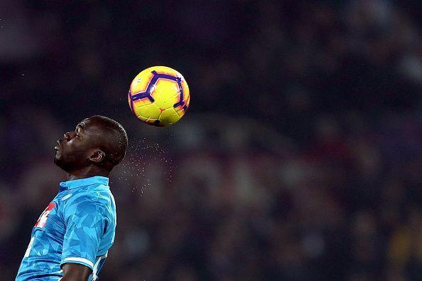 Kalidou Koulibaly is the heart of Napoli defence