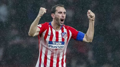 Diego Godin is one of the best centre-backs in the world