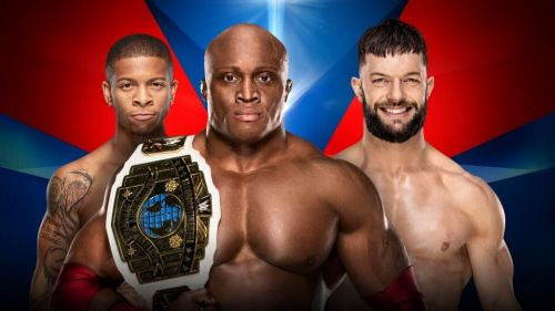 Why is this a triple threat match, so very suddenly?