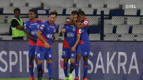Table-toppers Bengaluru FC