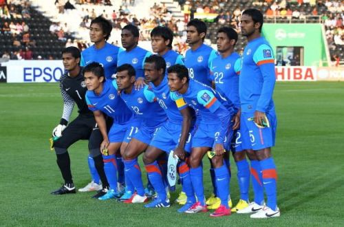 India's Playing XI against Australia in the 2011 AFC Asian Cup