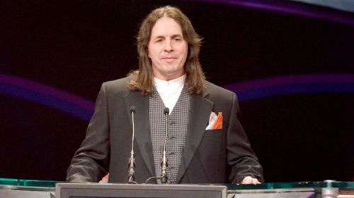 Bret Hart: Already inducted in 2006