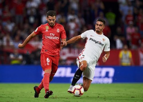 Andre Silva (R) has been going through a rough patch of late