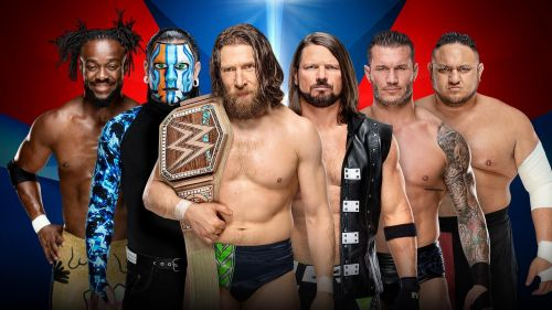 Daniel Bryan successfully defended his WWE title at Elimination Chamber