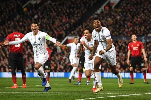 MKimpembe celebrates his goal