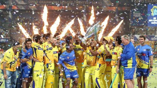 Chennai Super Kings Team