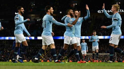 Manchester City are arguably the best-coached team in the world