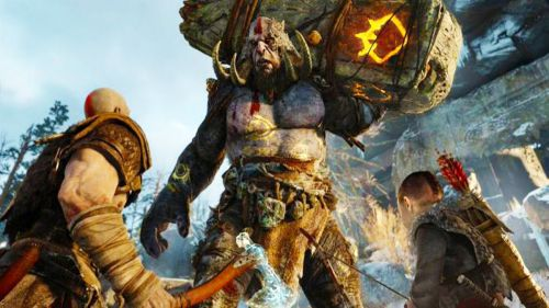 Expect to see more titles like God of War in the near future