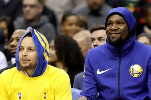 The Warriors will be looking to three-peat by winning it all this year