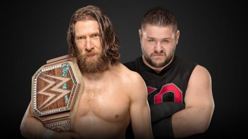 Daniel Bryan vs Kevin Owens for the WWE Championship will likely close out the pay per view