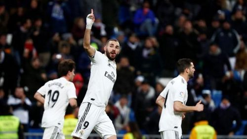 Benzema's back in form