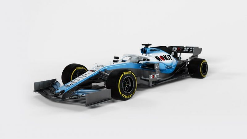 Williams with the FW 42 livery hopes to be more competitive
